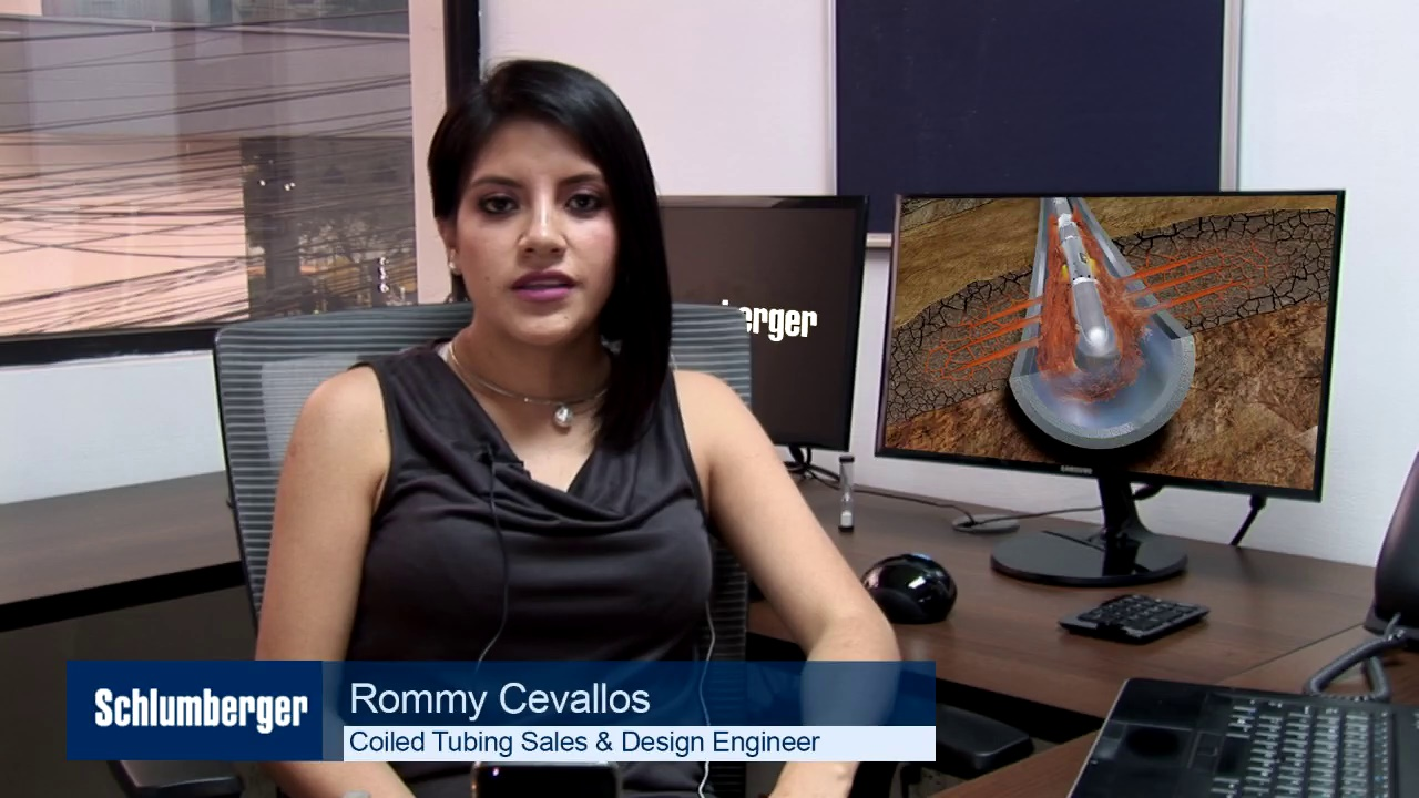 Rommy Cevallos – Coiled Tubing Sales & Design Engineer