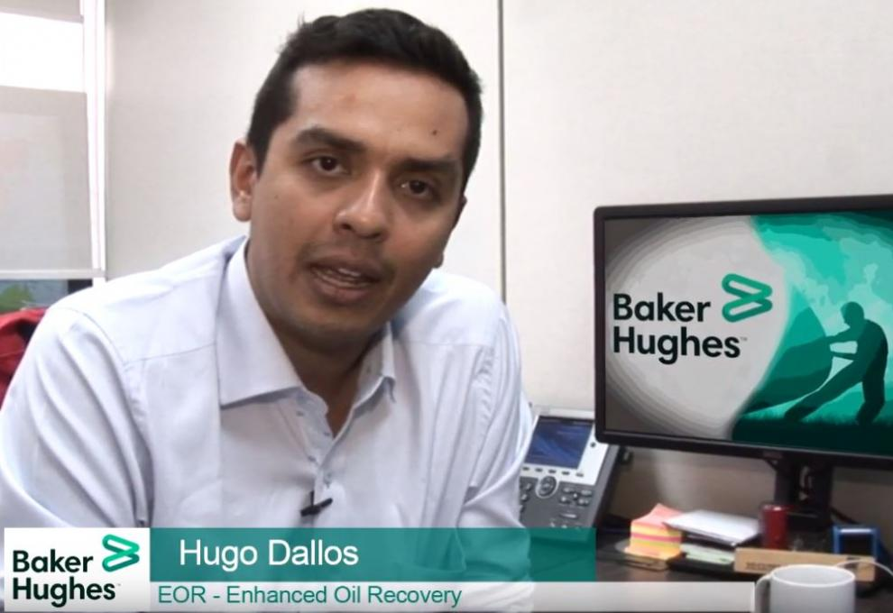 Hugo Dallo – EOR Enhanced Oil Recovery Baker Hughes